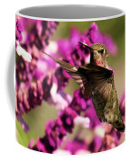 Flying At Attention Coffee Mug