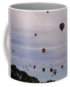 Flying Balloons Coffee Mug
