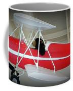 Flying Bear  Coffee Mug