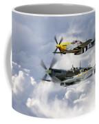Flying Brothers Coffee Mug