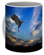 Flying Duck Coffee Mug