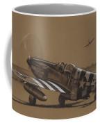 Flying Dutchman Coffee Mug by Wade Meyers