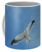 Flying Feathered Friend Coffee Mug