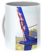 Flying Flag Coffee Mug