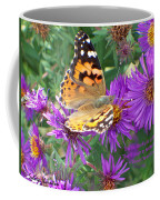 Flying Flower Coffee Mug