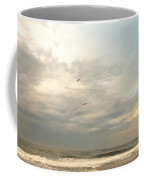 Flying Home  Coffee Mug