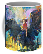 Flying In My Dreams Coffee Mug
