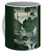 Flying Into Your Arms Coffee Mug