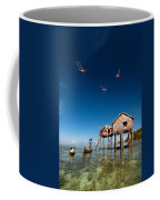 Flying Kites Coffee Mug
