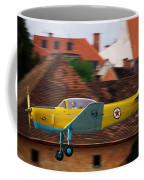 Flying Low Coffee Mug by Ivan Slosar