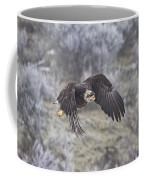 Flying Low Coffee Mug by Mike  Dawson