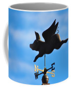Flying Pig Coffee Mug