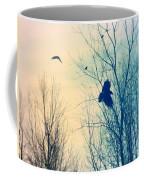 Flying Retro Coffee Mug