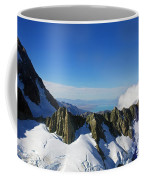 Flying To Fox Glacier #2 Coffee Mug