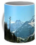 The Way To The Alps Coffee Mug