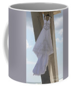 Flying Wedding Dress 2 Coffee Mug