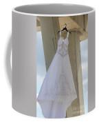 Flying Wedding Dress 3 Coffee Mug