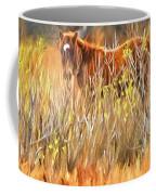 Foal In The Sticks Coffee Mug