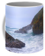Foam In The Fog Coffee Mug