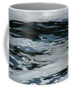 Foam On Water Coffee Mug