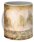 Fog Abstract 4 Coffee Mug