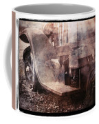 Fog And Rust Coffee Mug