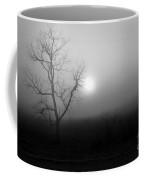 Fog And Tree Coffee Mug