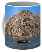 Fog At Morro Bay Coffee Mug