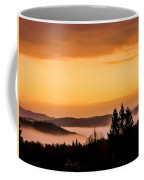 Fog Below Coffee Mug