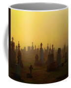 Looks Like Halloween Morning Scene Coffee Mug