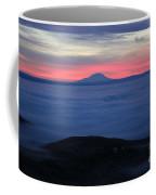 Fog In The Valley Coffee Mug