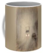 Fog On The Road To Walsenburg Coffee Mug