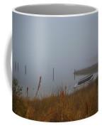 Fog On The Shore Coffee Mug