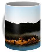 Fog Rolling By Coffee Mug
