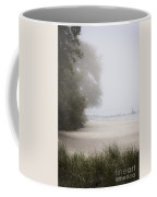 Foggy Beach Coffee Mug