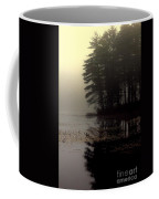 Foggy Bog Sunrise Coffee Mug