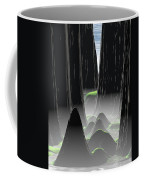 Foggy Canyon Pass Coffee Mug