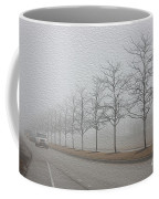 Foggy January Coffee Mug