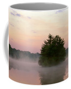 Foggy Lake Coffee Mug