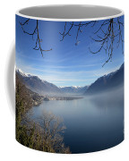 Foggy Lake Coffee Mug