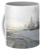 Foggy Marblehead Coffee Mug