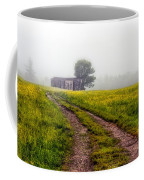Foggy Morning Coffee Mug by Bob Orsillo
