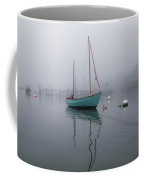 Foggy Morning Pepperrell Cove Coffee Mug
