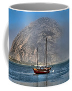 Foggy Morrow Bay Coffee Mug