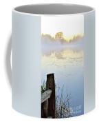 Foggy Pond Coffee Mug