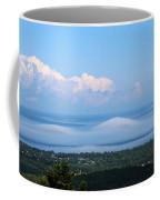 Foggy Porcupines Color Coffee Mug