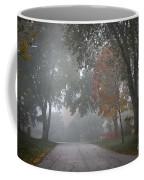 Foggy Street Coffee Mug