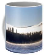 Foggy Sunrise Coffee Mug