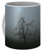 Foggy Tree Coffee Mug