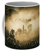 Foggy Tuscany Coffee Mug